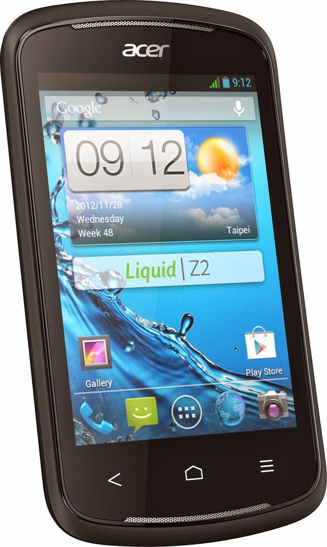 Harga Acer Liquid Z2