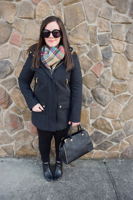 Sequins and Skulls: Bundled Up