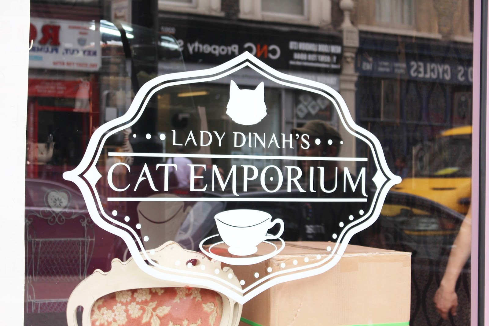 Lady Dinah's Cat Emporium Review