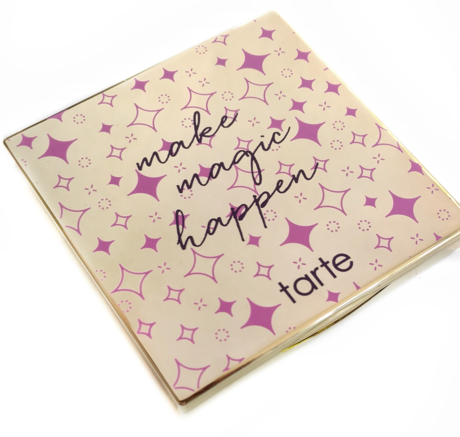 tarte make magic happen