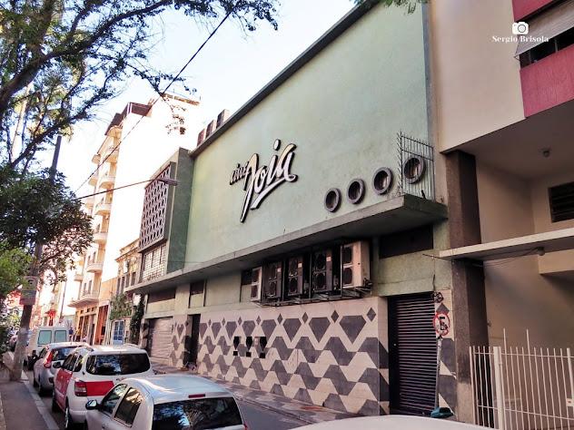 Fachada do Cine Joia - Liberdade - São Paulo