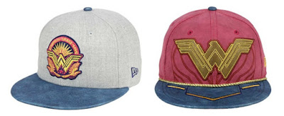 Wonder Woman Movie Hat Collection by New Era Cap x DC Comics