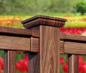 Vinyl Fence Designs Intended Wood Colored Vinyl Fencing u2013 Fencing Have Number Over Advantages Wood Fences They Last Longer And Need Lot Less Maintenance Challenger Fence 2017 Fence Designs