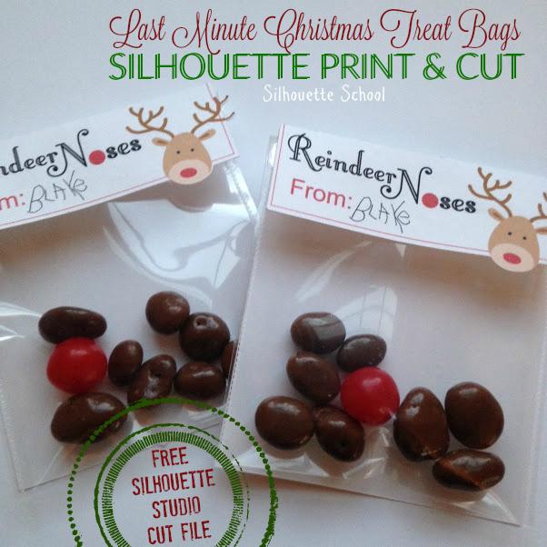 http://www.silhouetteschoolblog.com/2015/12/reindeer-noses-christmas-treat-bags.html