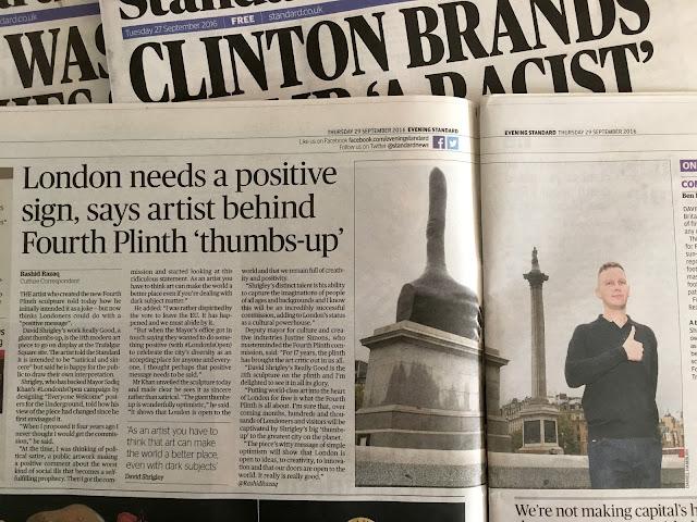 London Evening Standard (ロンドン・ イブニング・スタンダード)