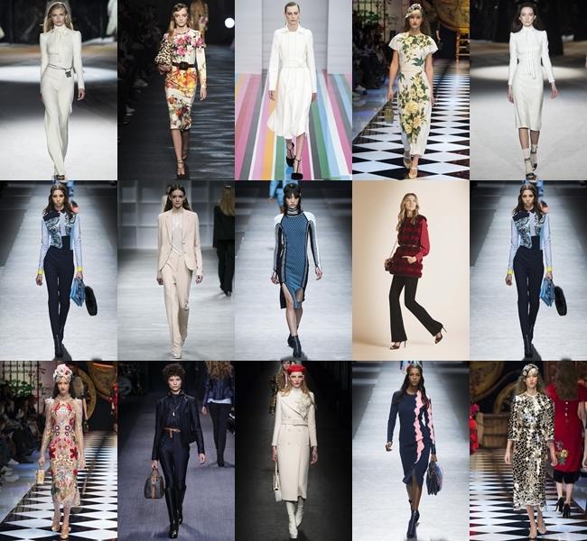 Best of MILAN fashion week Fall 2016.Nedelja mode u Milanu jesen zima 2016.