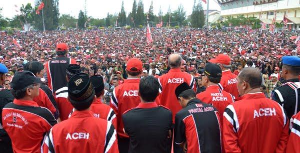 Kekayaan Calon Kepala Daerah dari Partai Aceh Sudah Mencapai Rp119.4 Miliar Lebih