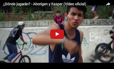 Imagen del video Donde jugaran
