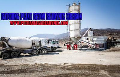 HARGA BETON READYMIX CIREBON 2018