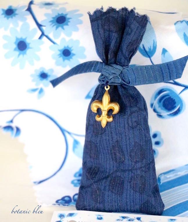Botanic Bleu: Sweet Tea - Sweet Lavender