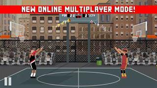 Hardwood Rivals Basketball Mod Apk