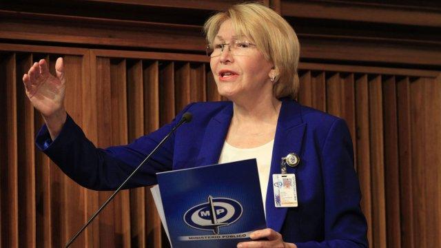 Fiscal general Ortega Díaz desde México: Tenemos investigaciones que involucran a Maduro y su entorno
