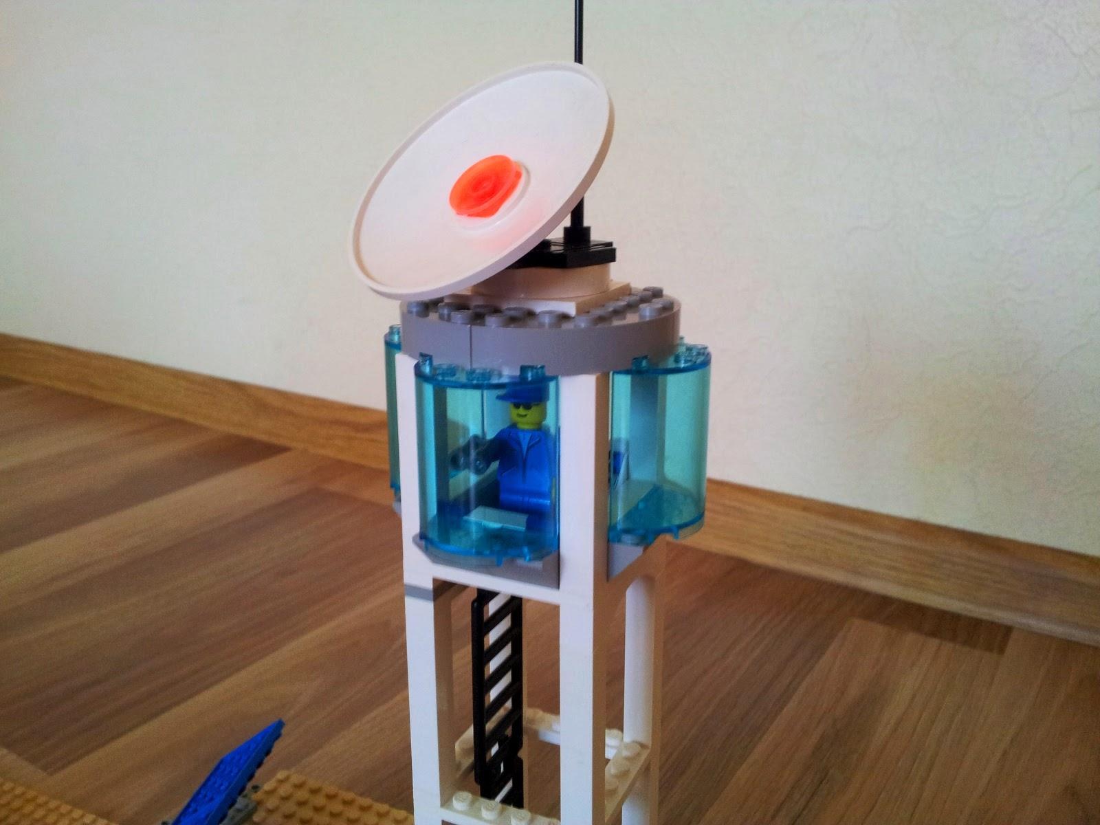 LEGO Mars base