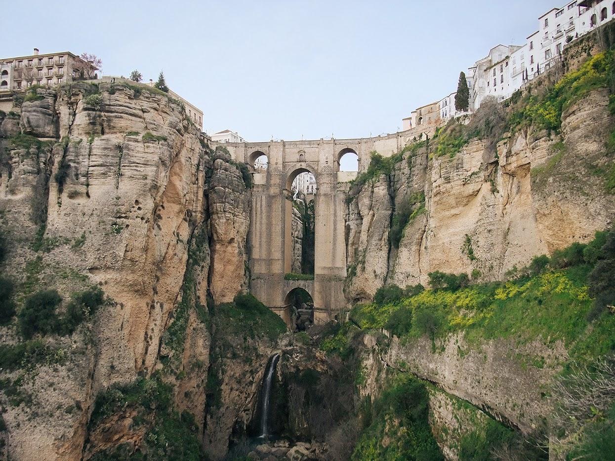 Visitar a Andaluzia - Ponte Nova, Ronda