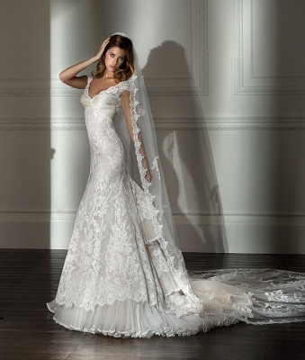 WESTERN BRIDAL DRESSES - FASHION and CULTURE
