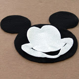 under covers mickey step 6 craft photo 160x160 clittlefield 005 - PAP Almofada do Mickey