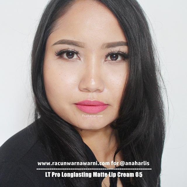 LT Pro Longlasting Matte Lip Cream 05