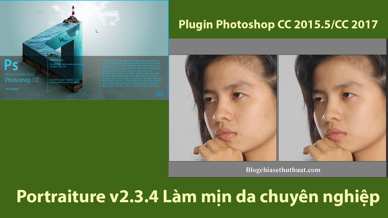Download Portraiture v2.3.4 mới nhất - Plugins làm mịn da chuyên nghiệp