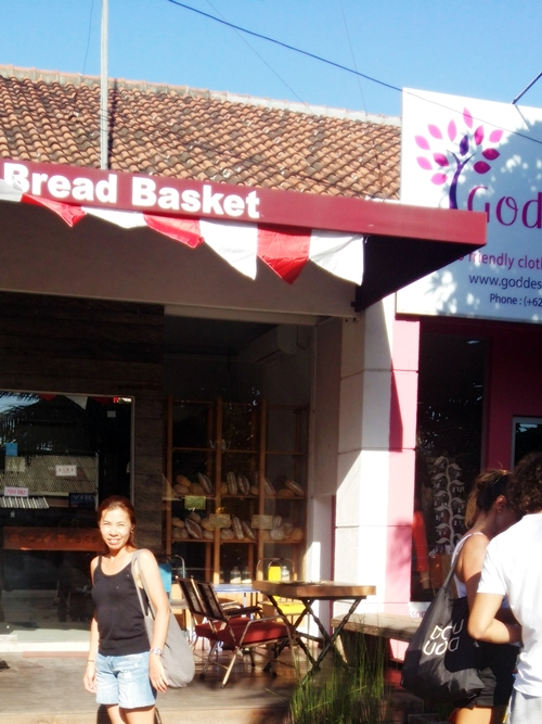 The Bread Basket - Sanur,BALI