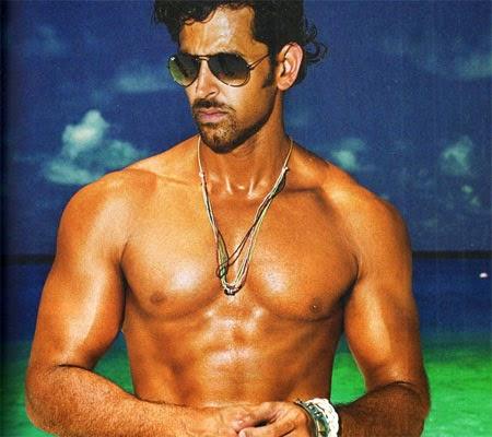 Celebrities and bodybuilding photos: Hrithik Roshan Body ...