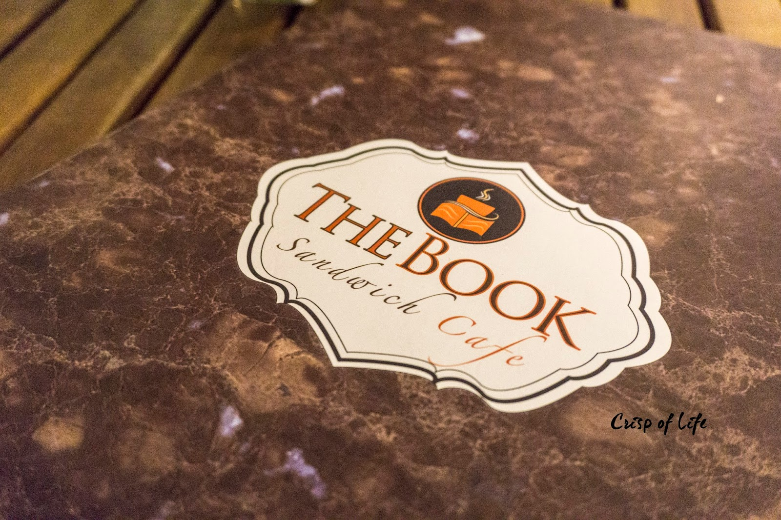 The Book Sandwich Cafe Penang Beach Street