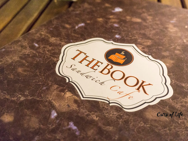 The Book Sandwich Cafe @ Beach Street, Penang
