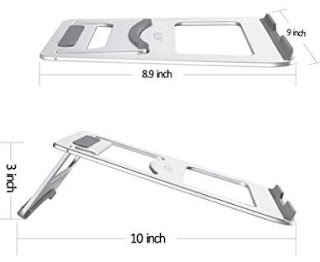 JASTEK Laptop and Tablet Stand