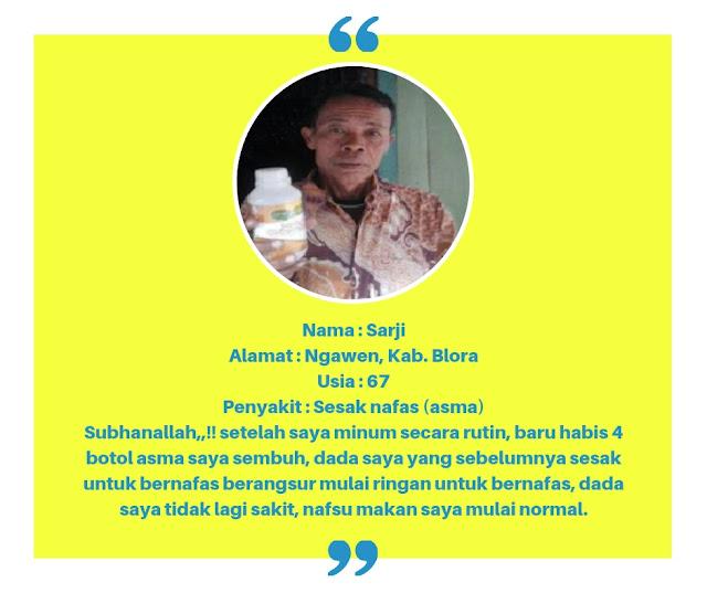 Obat Herbal Asma Bronkial