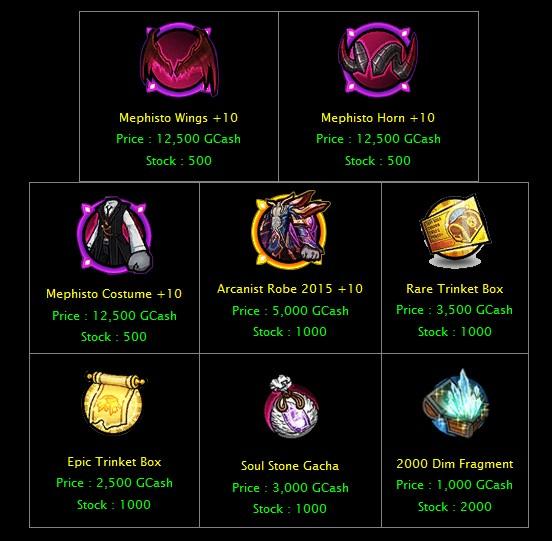 Event Lost Saga Update New Hero Druid