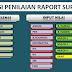 Aplikasi Raport SMP KTSP