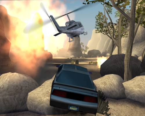 Free games and software: Knight Rider 2 PC Racing Game ...