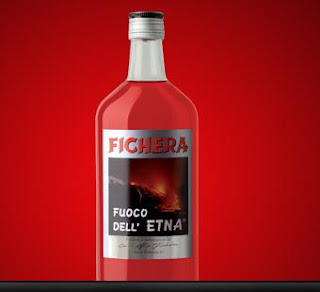 fuoco dell' etna red spirit drink