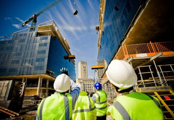 IoT Technology Making Inroads in Construction Industry