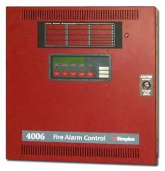 Simplex fire Alarm manual 4006 Simplex 4006 Fire Alarm