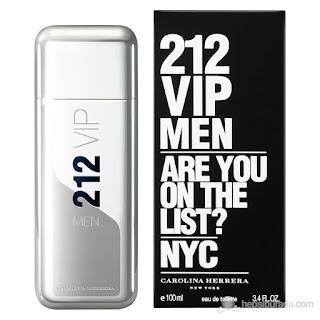 212 VIP CAROLINA HERRERA Erkek Parfümü