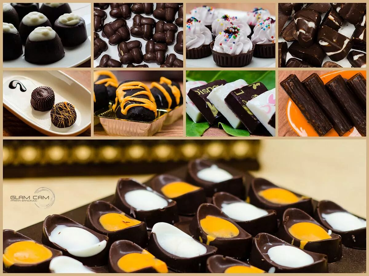 Rajuls Cookery Classes: Designer Crafted Chocolate Workshop
