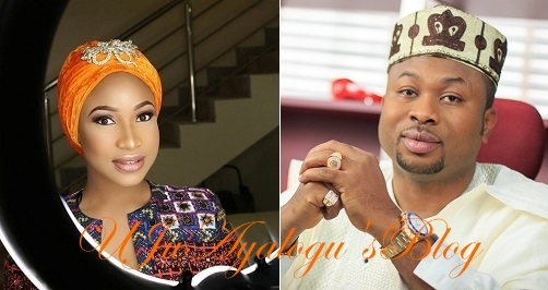 """Happy Birthday To The Mother Of My King"" — Churchill Wishes Tonto Dikeh A Happy Birthday"