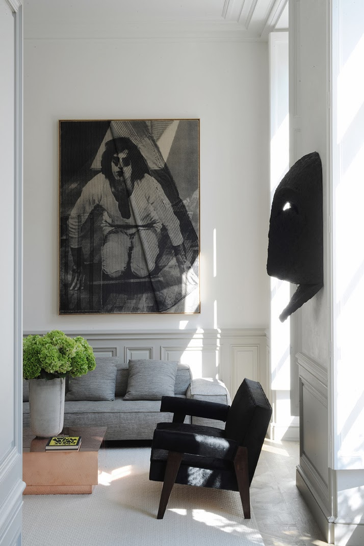 A Paris apartment designed by Joseph Dirand
