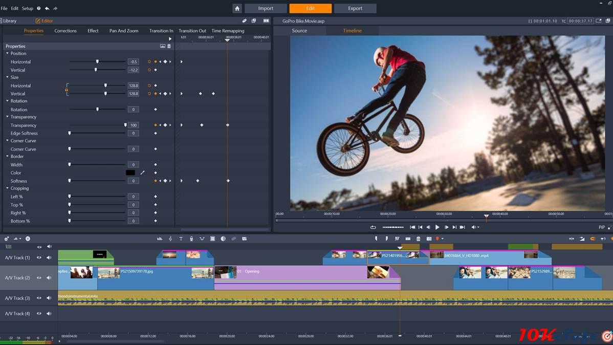 Pinnacle Studio Ultimate 21 Direct Link Download