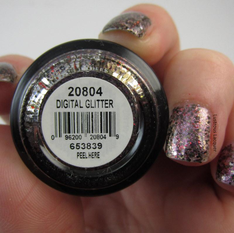 Purple-gold-glitter-nal-polish