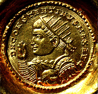Byzantine Empire Ancient Ae 6 Nummi Cross Coin Coins: Ancient Coins & Paper Money Trustful Alexandria Heraclius 610-641ad