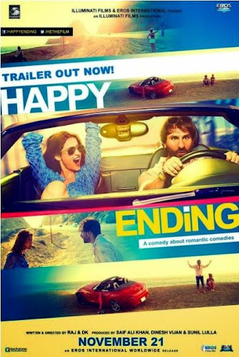 Happy Ending (2014) Movie Poster No. 5
