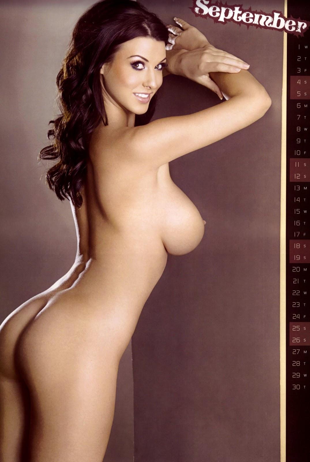Aimee Garcia Topless