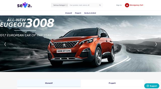 layanan otomotif online