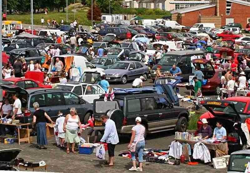 Wimbledon Stadium Car Boot Sale