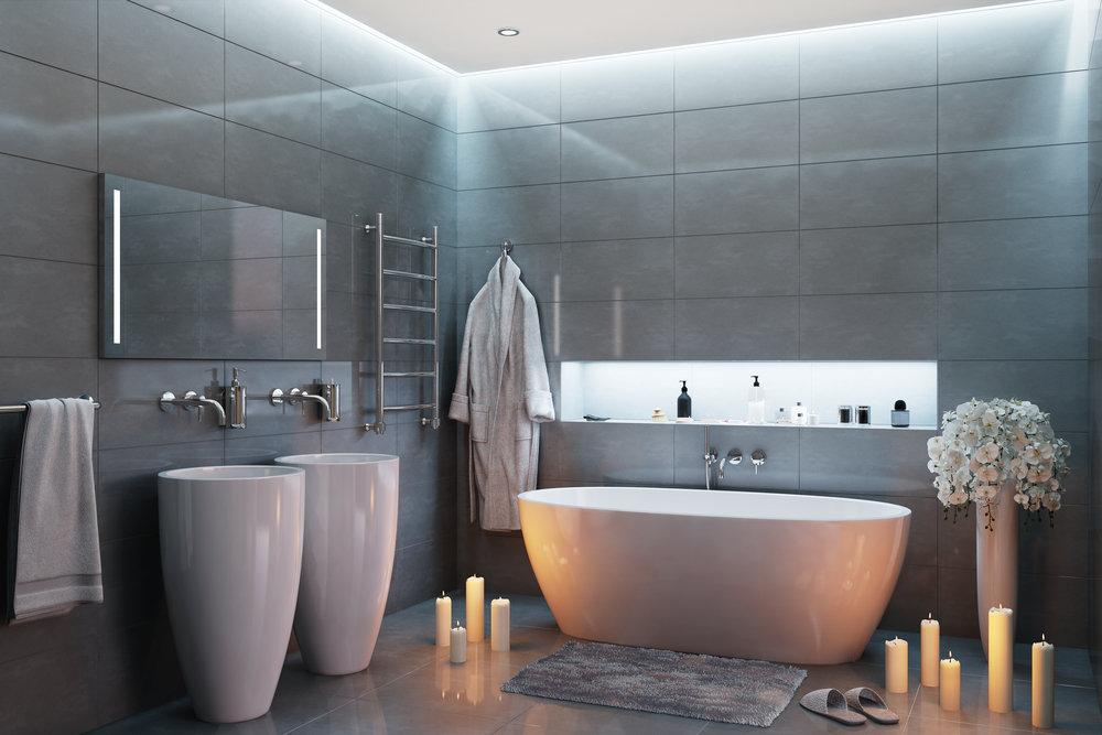 5 Sposobów Na Efektowne Wykończenie Sufitu W łazience Blog