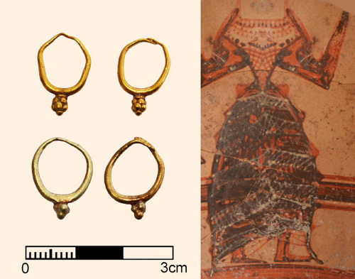 tinuku.com Makam Berumur 3200 Tahun di Siprus Kaya Artefak Zaman Perunggu Akhir