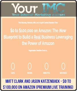 Download Matt Clark and Jason Katzenback – $0 to $100,000 on Amazon