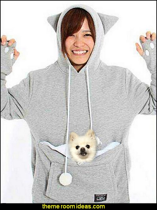 hoodies pet hoodie cat pet hoodie dog pet hoodies  Gift ideas - fun novelty gift shopping ideas - gift ideas - slippers - sleep wear - personalized gifts - cool stuff to buy