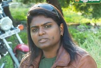 Women | Chithra bike rider | PuthuYugam Tv